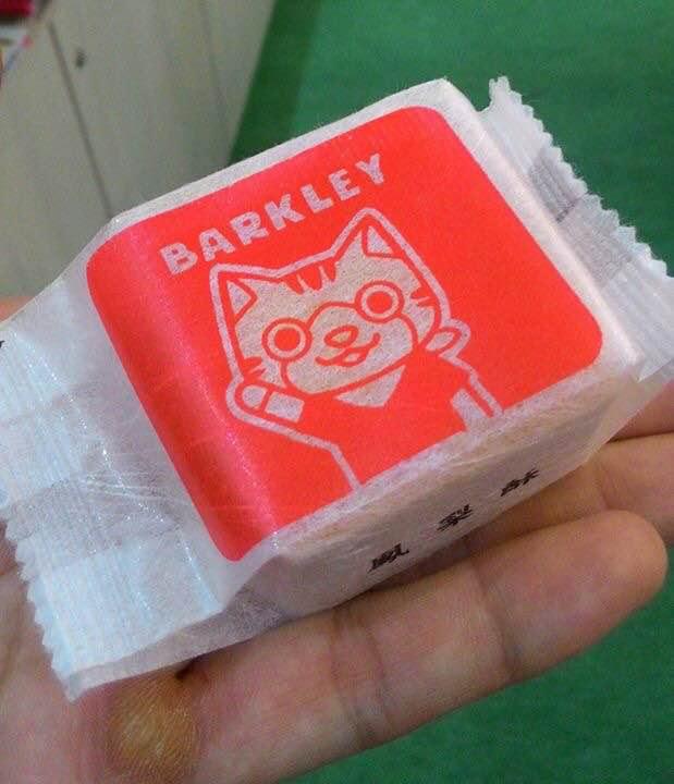 小貓巴克里鳳梨酥